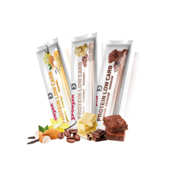 Neue Aromen: Protein Low Carb Bar