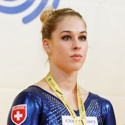 Interview Giulia Steingruber